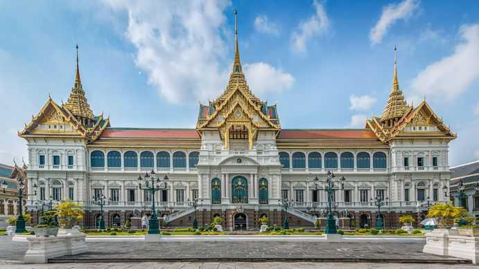 Chakri Maha Prasat / Großer Königspalast / Bild: Andy Marchand CC BY-SA 3.0