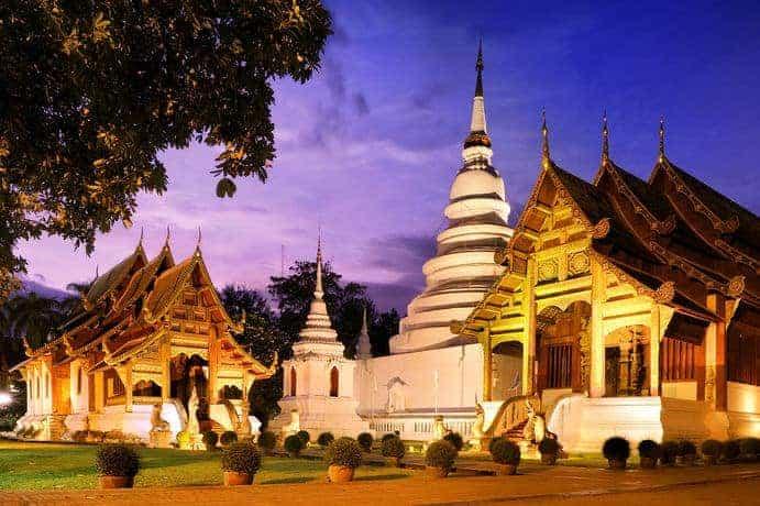 Chiang_Mai Foto: Panupong Roopyai CC BY-SA 3.0