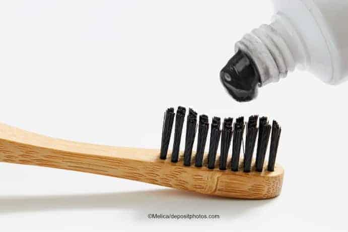 Kokosnuss Aktivkohle