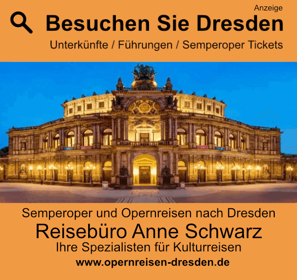 Semperoper Dresden Reise
