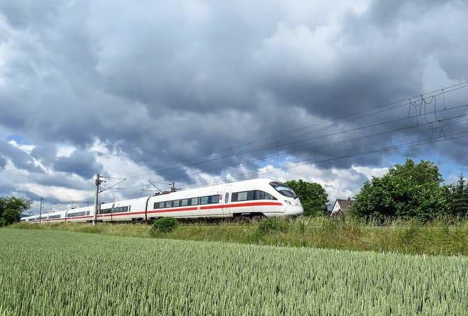 Intercity Express Deutschland