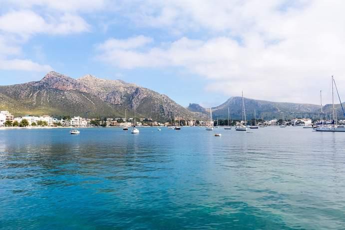 Port de Pollença Mallorca