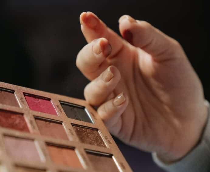 Make-up testen