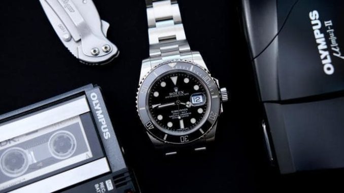 Luxusuhr