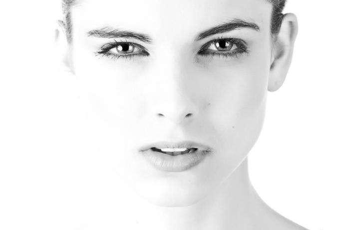 Gesicht Ästhetik