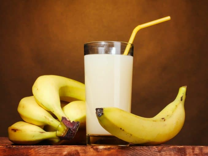 Bananensaft ©belchonock/depositphotos.com