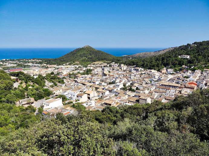 Gemeinde Capdepera, Mallorca Bild: Olaf Tausch CC BY 3.0