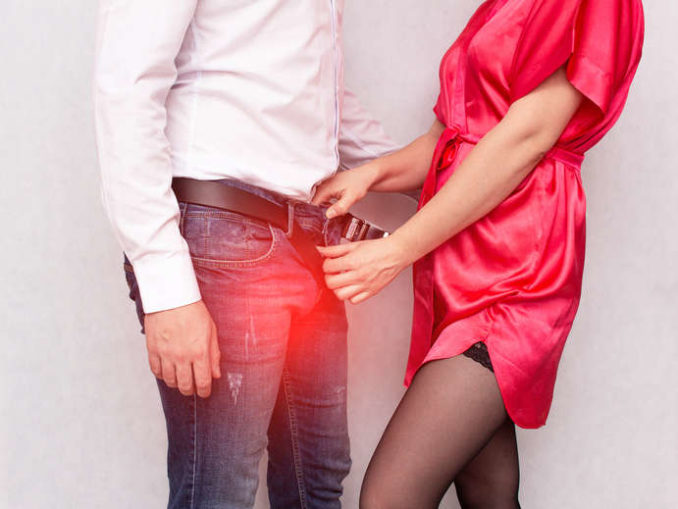 Chlamydien bei Mann und Frau
