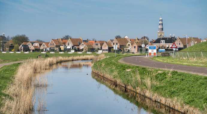 Hindeloopen Bild: Michielverbeek CC BY-SA 4.0