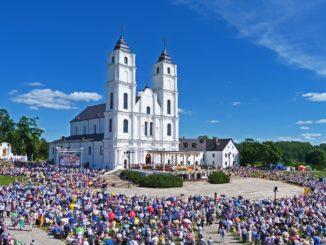 Aglona Catholic Basilica