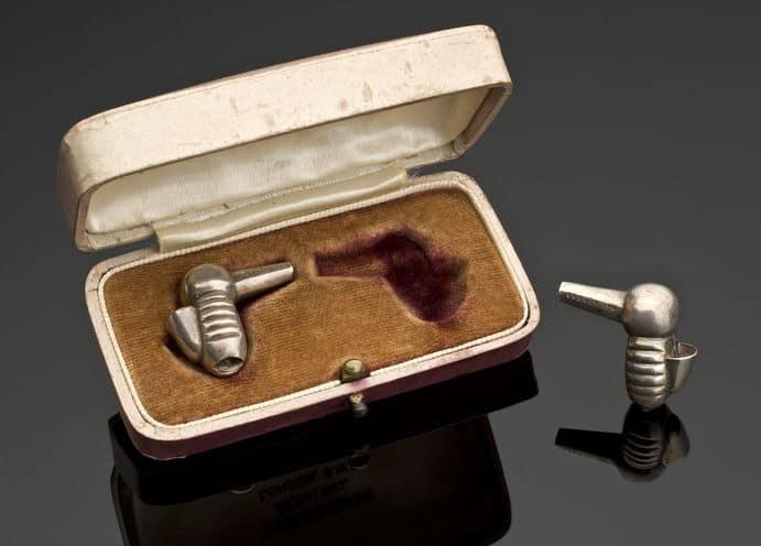 Mechanisches Hörgerät von 1935
